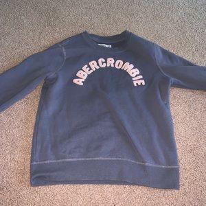 Abercrombie Kids Girls Crewneck